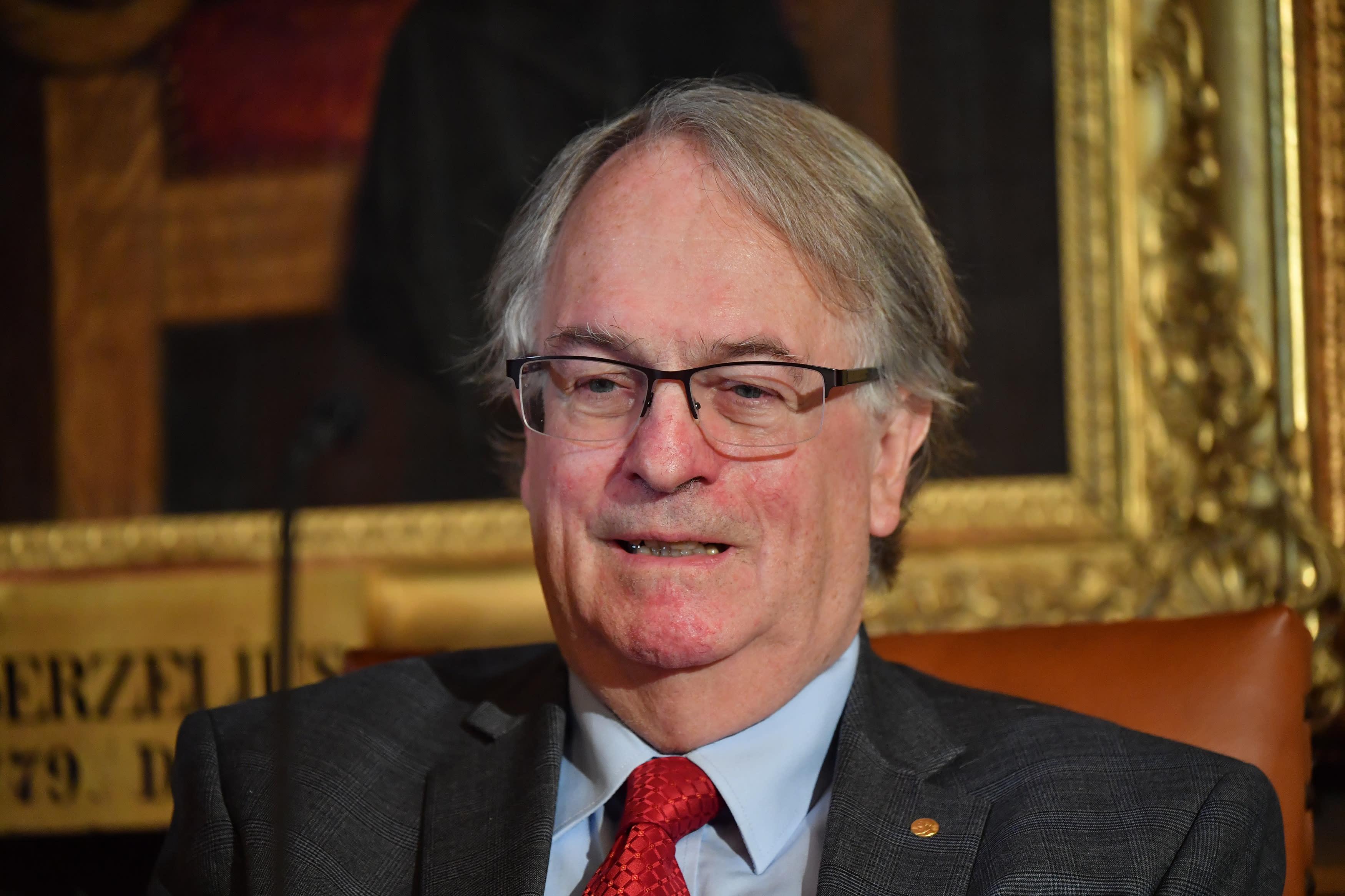 Nobel science laureates stress urgency of addressing climate change