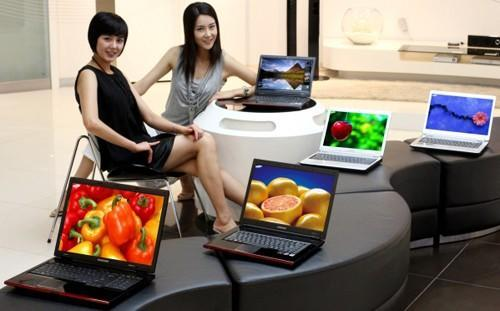 Centrino 2 laptop parade continues as Samsung throws out a few