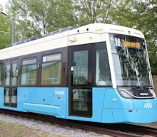 Bombardier achieves delivery milestone for FLEXITY trams in Gothenburg