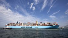 Maersk management given time to turn around 'supertanker'