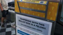 California Republicans are allegedly setting up fake 'official' drop-off boxes to harvest ballots
