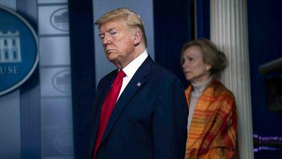 Analysis: Trump's post-impeachment purge
