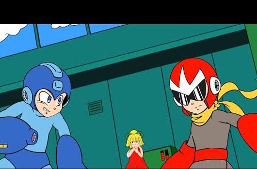 Mega Man 2.5D fan-made demo out now