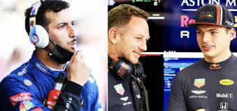 Daniel Ricciardo's 'weird' reveal about former team