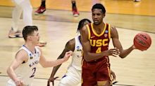 Evan Mobley said his favorite team growing up was the Thunder