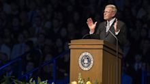 Lou Holtz, Phil Knight to serve as guest coaches for Ohio State spring game