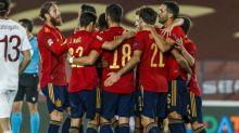 Foot - L. nations - Ligue des nations : l'Espagne domine la Suisse et conserve la tête du groupe D