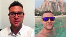 Brit jailed for 30 days for drinking in Dubai records heartfelt message thanking supporters