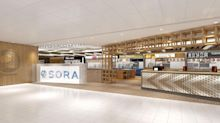 Changi Airport's new Japan gourmet hall to feature bar, fusion food