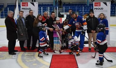Hydro One And Aamjiwnaang First Nation Mark The 50 Day Countdown To
