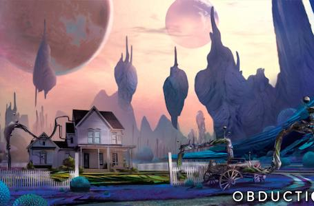 Myst creators reach $1.2 million funding goal for Obduction