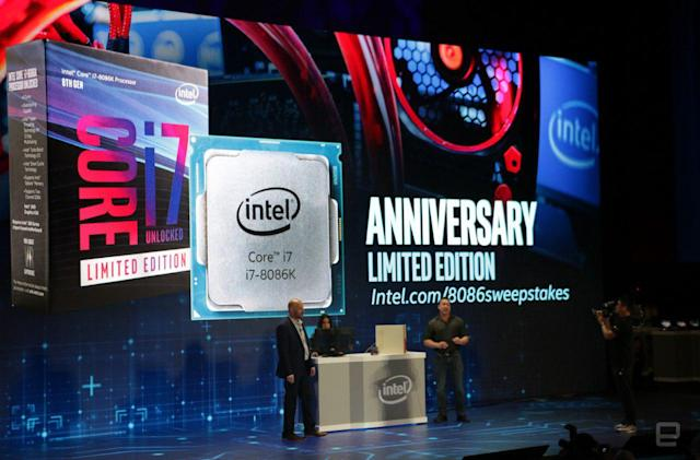 Intel's special edition 8086K CPU can reach 5GHz