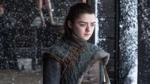 Maisie Williams Thought Her 'Game of Thrones' Sex Scene Was a Prank