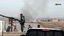 Suicide attack on Kurdish-US convoy in Syria 'kills 5'
