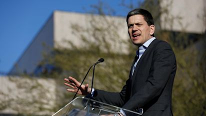 David Miliband: Labour's move to the left is a mistake