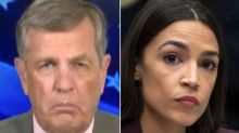 Brit Hume Belittles 'Adorable' AOC: She's Like 'A 5-Year-Old Child'