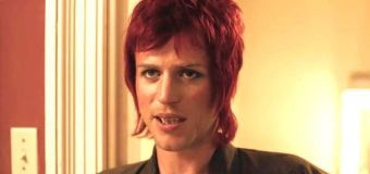 Bowie actor admits he dislikes controversial trailer