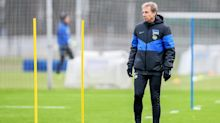 Bundesliga: Hertha-Coach Klinsmann wittert Gegner-Spionage beim Training