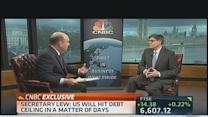 Jack Lew on Hitting the Debt Ceiling