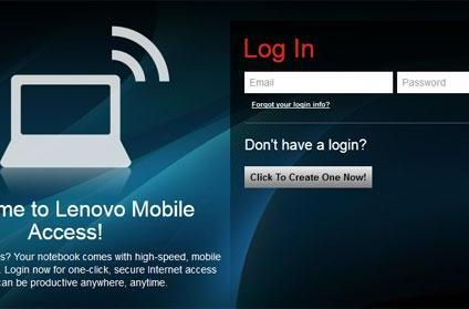 Lenovo Mobile Access bringing contract free broadband to ThinkPads in US and Europe