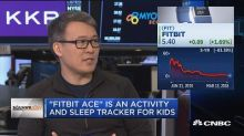 Fitbit CEO on new wearables