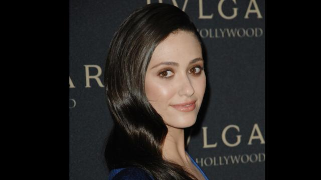 Emmy Rossum offers style tips for those without personal stylists