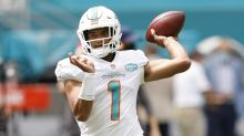 Dolphins shut down Tua talk, announce Ryan Fitzpatrick as Week 5 starter