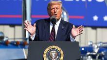 """""""47 años de fracasos"""": el ataque de Trump a Biden tras su discurso de aceptación"""