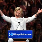 Hillary Makes History! Clinton Becomes First Female Major Party Nominee for President