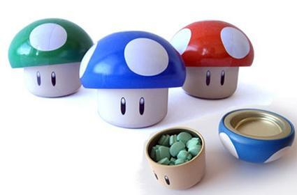 Thank you Mario! But your candy is in another mushroom!