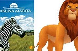 Afrika or Hakuna Matata: which title is king?
