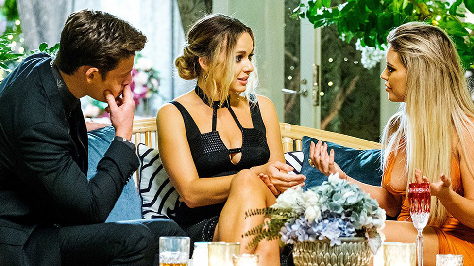 The Bachelor's most 'embarrassing' cocktail party yet