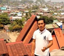 Shots fired as Myanmar journalist live-streams police raid to detain him