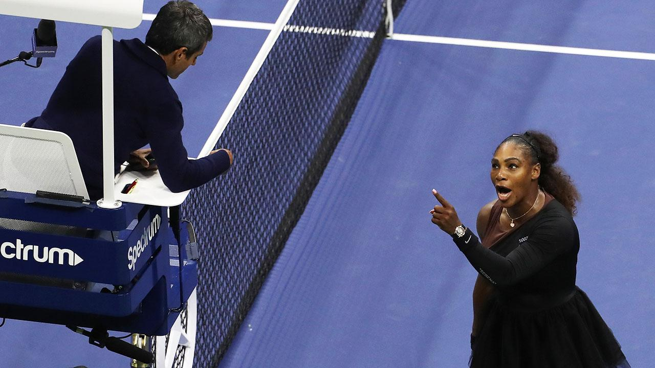 Serena Williams separated from umpire in fresh twist to US Open scandal