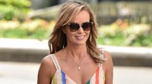 Amanda Holden wears denim dress from Michelle Keegan's Very range - and it's on sale