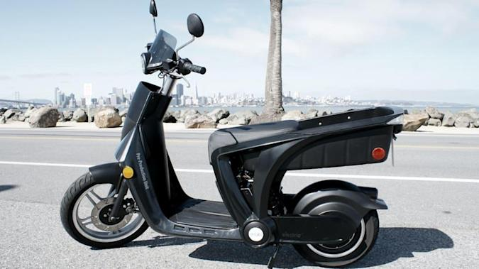 Riding the $3,000 pickup truck of electric scooters