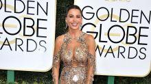 ¡Hot Latina! Sofía Vergara es la más sexy de los Golden Globes