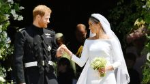 'My Wife and I': Harry Gets Cheers During 'Off-the-Cuff' Wedding Speech at Reception