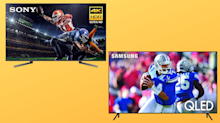 The best Super Bowl TV deals are happening right now—save up to 70 percent on Samsung, Sony and more