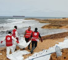 Bodies of 74 migrants wash up on Libya beach