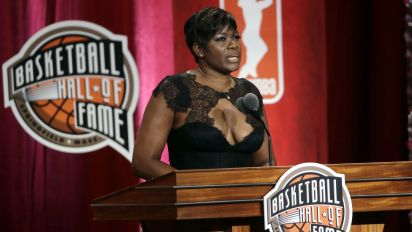 Swoopes wants to see WNBA return to Houston