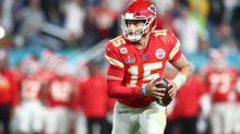 Foot US - NFL - NFL: Patrick Mahomes (Kansas City Chiefs) en veut plus avant de défier les Las Vegas Raiders