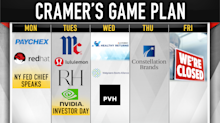 Cramer's game plan: Be prepared for more White House chaos