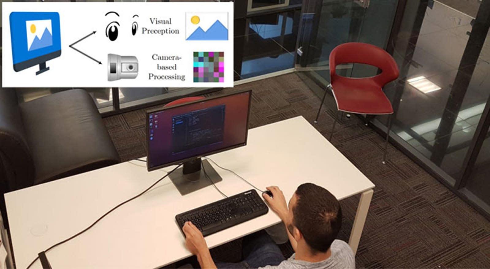 科技風險|以色列研究發現,電腦螢幕亮度也能用作盜取數據
