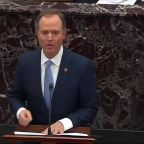 Schiff speaks on 'real political courage'