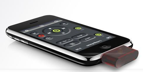 L5 Remote turns your iPhone or iPod touch into a universal remote