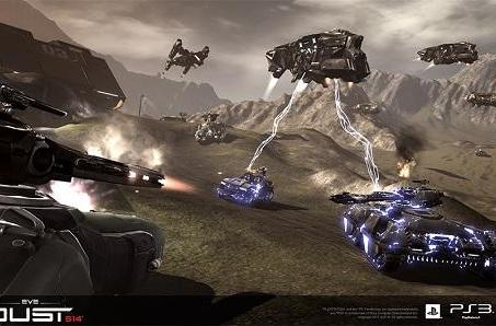 Learn about rewards in DUST 514