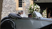 Photos From Pippa Middleton's Beautiful Wedding