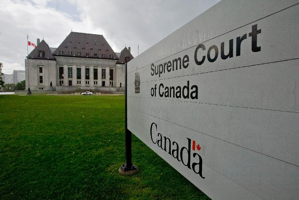 The Supreme Court of Canada held that the government has a duty to protect people's right to hold and manifest religious beliefs, but not to protect sacred sites in a landmark 7-2 split decision