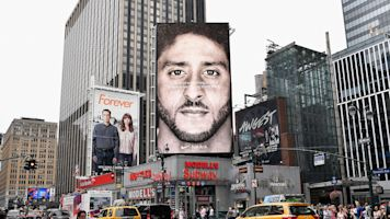 Nike's 'Icon Jersey' for Kaepernick sells out fast